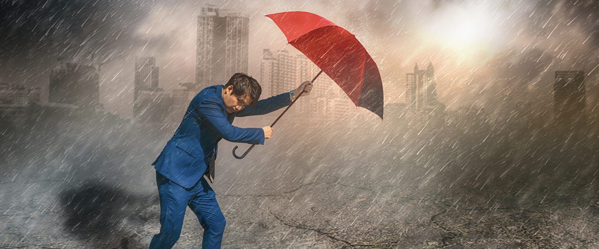 Covid – Existenzielle Herausforderungen für Unternehmensführer © Shutterstock